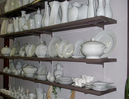 Porcellane bianche<br />