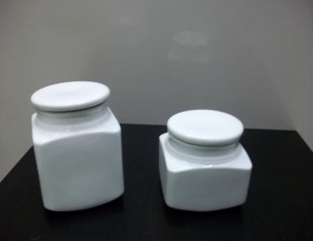 Porcellane bianche
