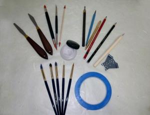 Spatole e accessori